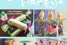 Partyyyy / by Erika Bean