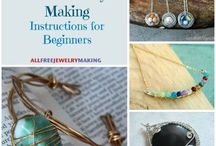 Jewelry to make / by Morgan Swain