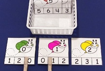 Numeracy Ideas / by Anita Phillips
