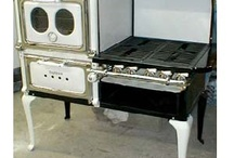 Antique Stoves and Refrigerators / by Bob Meadors