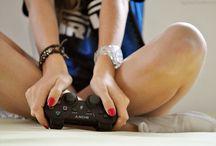 Gamer Girls / by my_kink