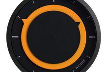 Hygge watches / Watches by Pentagon Design/Mats Lönngren for Hygge. / by Dezeen Watch Store