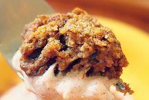 Fall-Eats / by Kristina Robinson