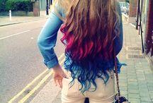Hair / by Stacey McKenna