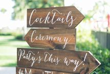 Signage / by Milestone Events