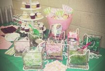 Candy Buffet Idea / Check out toyastoystore.com for party planning and fun stuff :-) / by ToyasToyStore.com  & Ga'lore