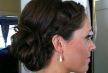 Wedding hair  / by Ashley Cloutier