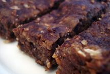 Vegan Energy and Protein Bars / by Samantha McEntire