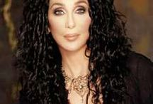 Cher  / by Terry John Woods