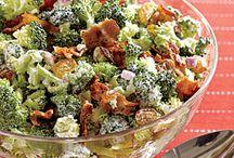 FOOD~Salads / by Krystal Prellwitz