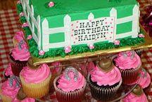 Cake Ideas for Jenny / by Tammy Burton