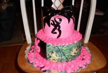 cakes / by Dezi Carter