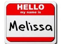 My Style Pinboard / by Melissa Sweeney