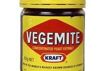 Vegemite (acquired taste) / by Linda Aubrey