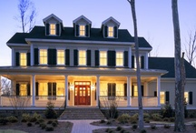 Home Exteriors ideas  / by Emily Kerr