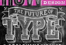 Typography Fun / by 413 Sparrow Lane