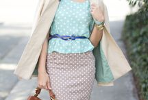 Polka Dot Happiness / by Veronica Williams
