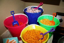 Hailey party ideas / by Amber Bealor