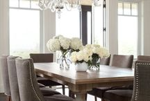 Dining Room Chairs Inspiration / by Shirley Serure Photography
