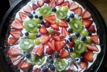 Refreshing dessert / by Nancy Villanueva
