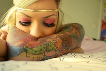 Tattoo / by Lyra Lopez Photography