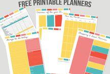 Planner / by Lauren