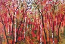 I love trees / by Mary Kortman