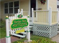 The Garden Gate Antiques / by Simply Storks