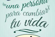 frases xulisimas / by Amparo Borreda