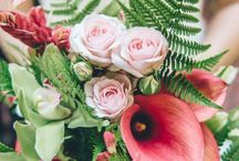 Bouquets / by Charming Events of Charleston