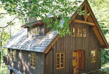 barn home inspirations / by Charlotte H