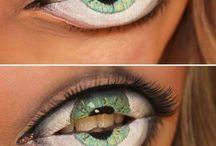 Halloween makeup / by Kim Ferster-Bernard