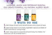 Young Living Essential Oils / They can change your life... promise.  / by Kelsi Meldrum
