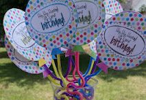 Birthday Ideas / by Kristy Thayer Lullo