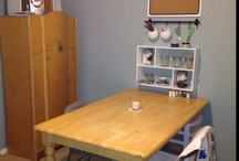 my craft room remodel  / by Erin Miller
