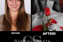 Before & After Adults / Samples of Glamour Shots before and after adults photography!  / by Glamour Shots