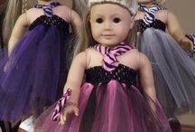 AM GIRL DOLL PATTERNS / by Sharon H