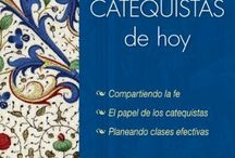CATEQUISTAS / by Elsa M Ortiz