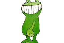 humor ist wenn man trotzdem lacht / by annette voellmer