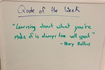 Quote of the Week / by Brain Smart Success