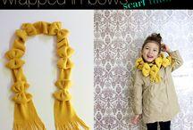 10.Girls accessories tutorials & patterns / by Adam West