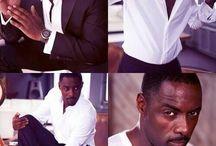 sexy (black)men  just eye candy. / by Marita Sankes
