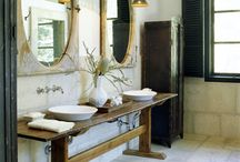 Bathroom  / by JanieRebecca
