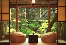 Natural / Any time of year, bringing the outside in can provide a uniquely relaxing space. From indoor gardens to lush, textured paintings, the options for creating a green-inspired space are numerous, and they don't all require a green thumb! / by ART.COM