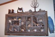 Buckle display case / by Melinda Pier