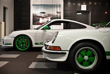 Porsche 911 - early / by Lawrence O'Toole Design and Direction