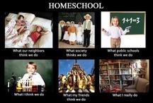 Homeschooling / by Christy Pohler