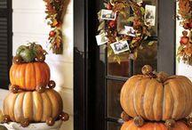 thanksgiving / by Carla Alva