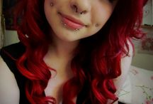 Hair, Piercings, and Tattoos.... / by Heather Bennett
