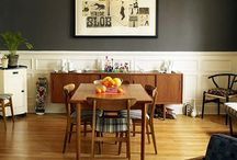 dining room / by Petra Guglielmetti
